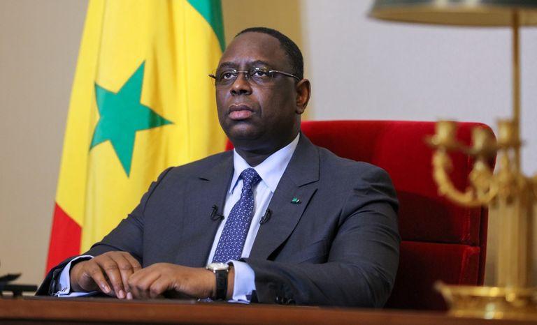 COMMUNIQUE DE PRESSE: Présidence de la République du Sénégal