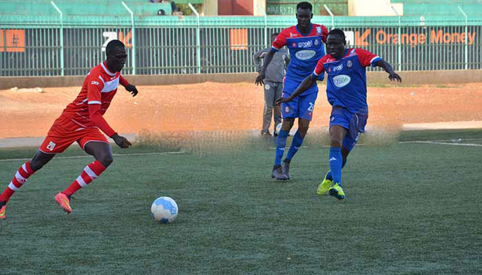 Ligue 1 : match nul (1-1) entre l'AS Douanes et Niary Tally
