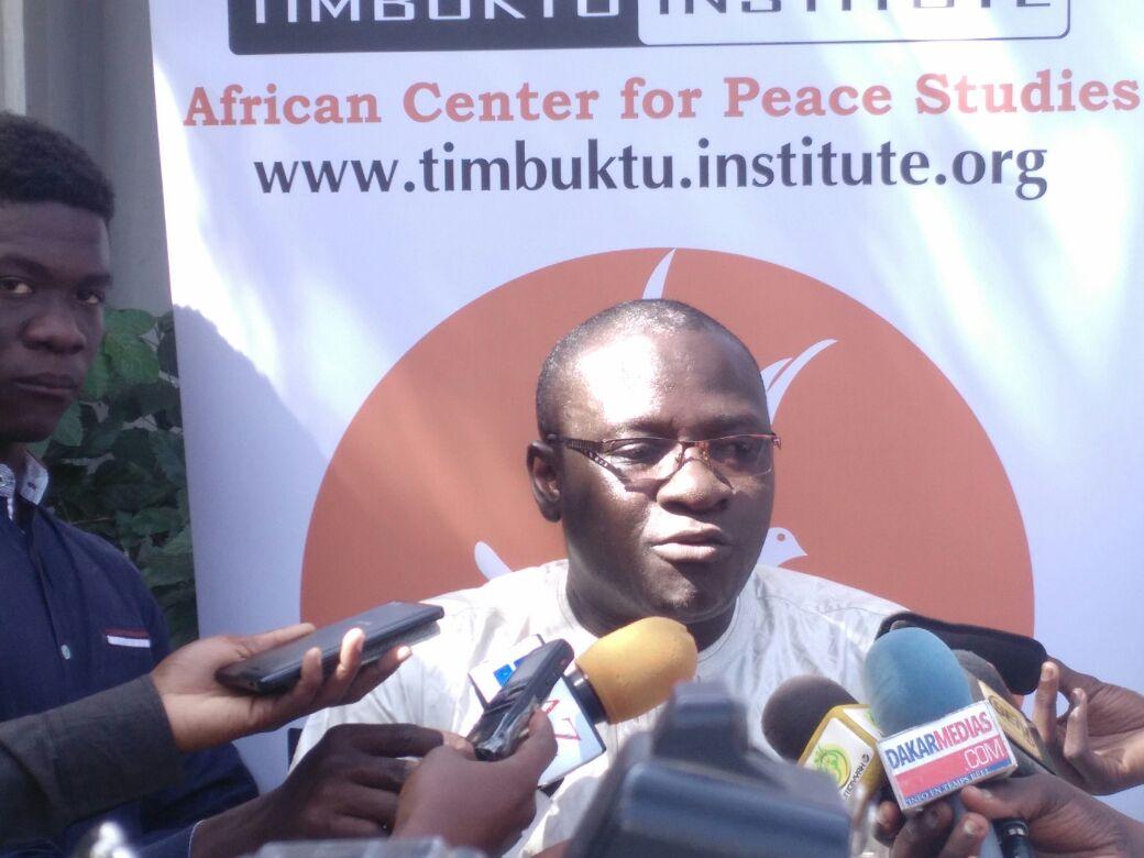 Dr Bakary Samb : « Aller dans le sens d'un apaisement et d'une décrispation du climat social et politique serait un des plus beaux hommages à Al Maktoum »