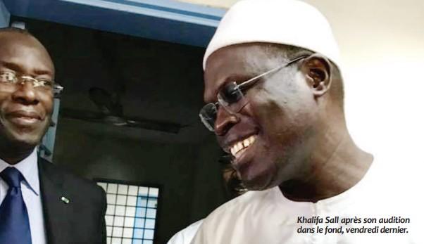 Gestion de la Caisse d'avance de la mairie de Dakar: le Daf, Mbaye Touré avoue l'usage de faux au doyen des juges