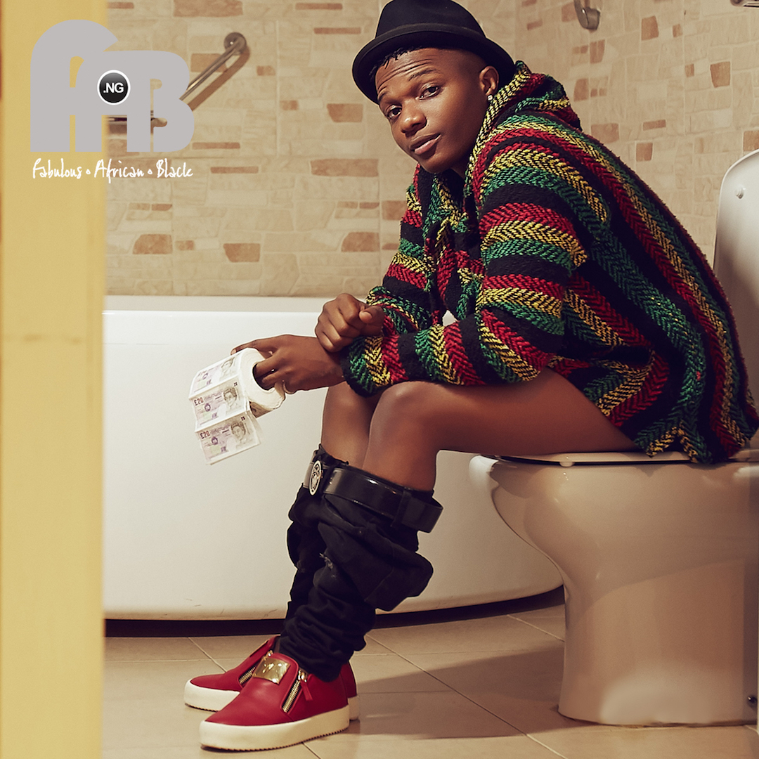 Wizkid, le chanteur prodige de Lagos courtisé par Jay Z
