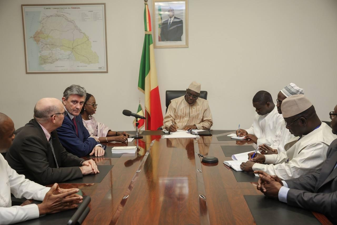 Macky SALL a participé aux assises de l'Ordre National des Experts Comptables et Comptables Agréés (ONECCA) du Sénégal.
