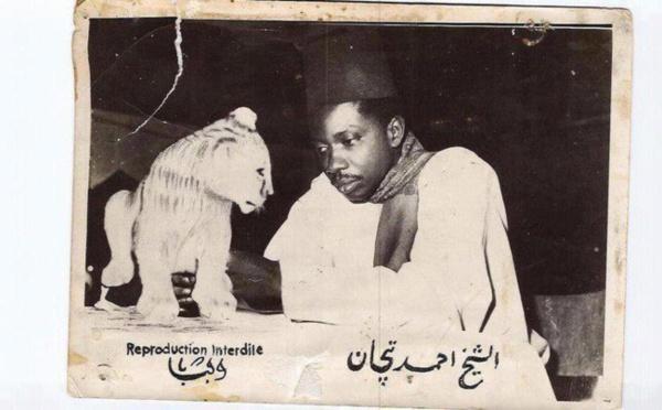 Al Maktoum, Nasser et le lionceau
