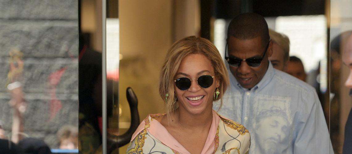PHOTOS – Beyoncé publie de nouvelles photos d'elle très enceinte