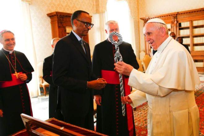 Génocide au Rwanda: Le Pape demande pardon