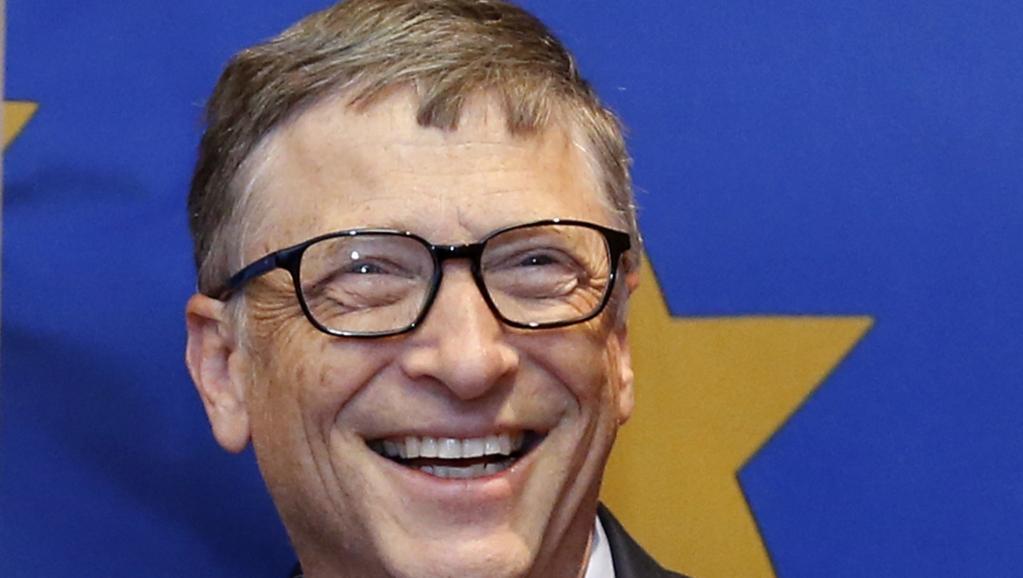 le fondateur de Microsoft, Bill Gates