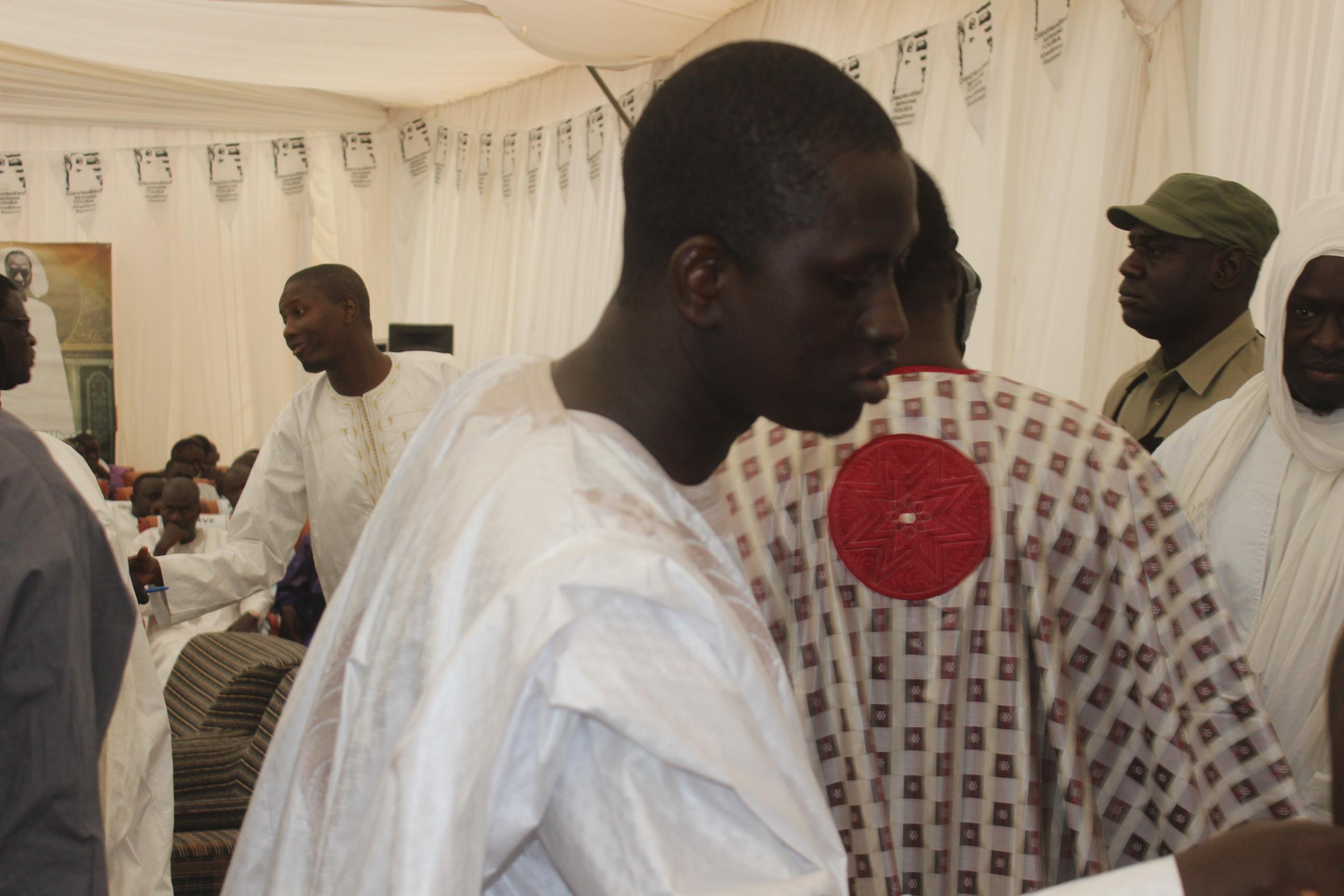 Serigne Abo Mbacké ibn Serigne Moustapha Khassida