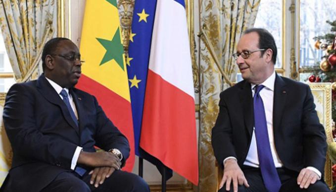 Diplomatie: Après l'étape de Suisse, le président Macky Sall à Paris pour une audience avec Hollande à 20H30