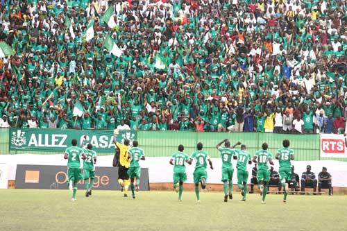 Ligue 1 : bonne opération pour le Casa, Génération Foot conforte sa place de leader