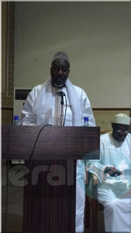 Photos- Concours récital de Coran à l'institut islamique de Dakar