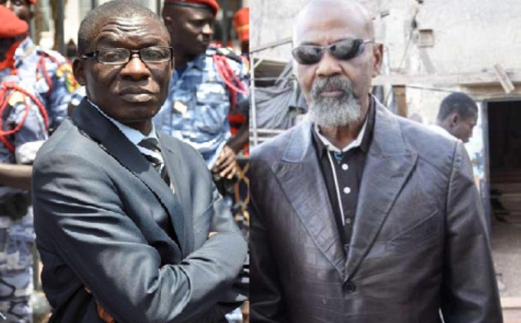 Farba Senghor et Papa Samb Mboup