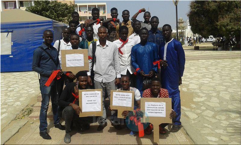 Le collectif des étudiants ressortissants de Nabadji Civol crie son désarroi