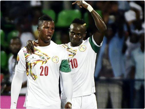 Sadio Mané et Keita Diao Baldé