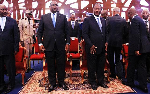 Aprés Paris, Macky Sall se rend à Abidjan pour la Conférence internationale sur l'Emergence