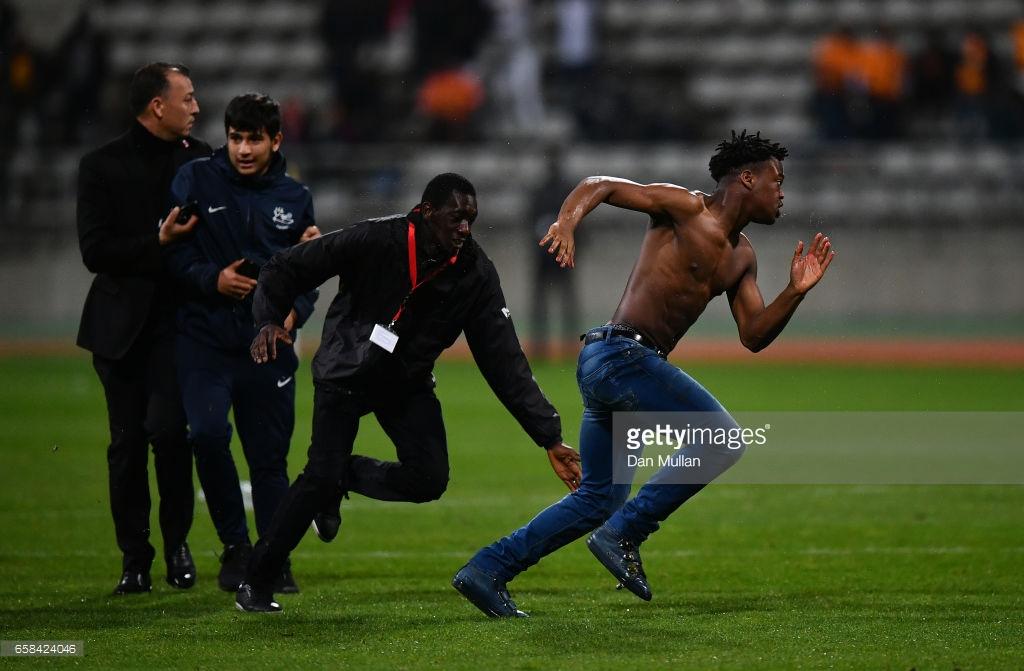 (14 photos) Sénégal-Côte d'ivoire (1-1): folle fin de match, les photos choc qui vont faire le tour du monde...