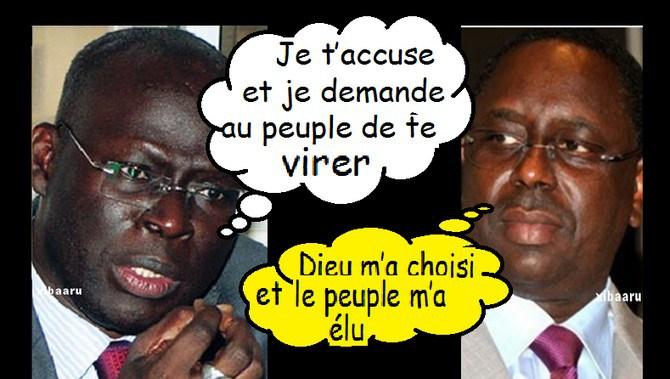 Remous au FSD/BJ: Cheikh Bamba Dieye accuse Macky Sall