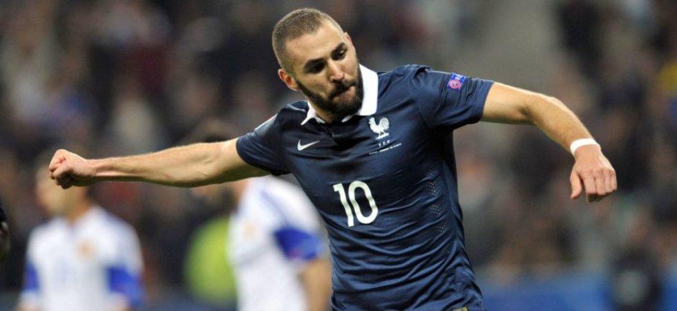 Bleus : Pour Benoît Hamon, un retour de Karim Benzema en bleu c'est oui