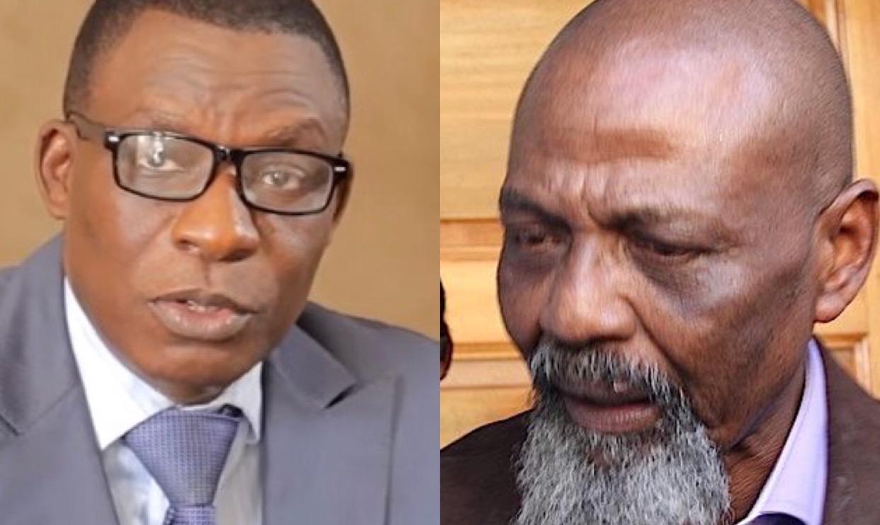 Voici la liste de ceux qui sont contre l'exclusion de Farba Senghor et Pape Samba Mboup