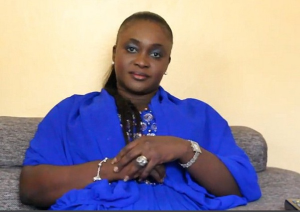 La députée Fatou Thiam dément catégoriquement son audience avec Macky Sall