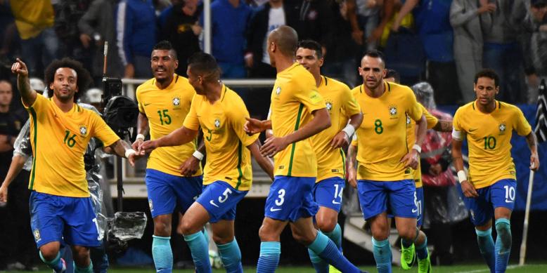 Foot: le Brésil première équipe qualifié pour le Mondial 2018