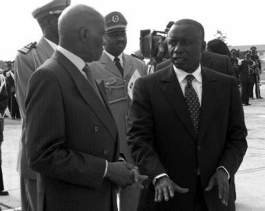 Abdoulaye Wade a parlé avec Idrissa Seck (Communiqué)