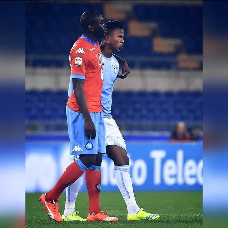 Kalidou Koulibaly exhorte Keita Baldé à venir le rejoindre à Naples
