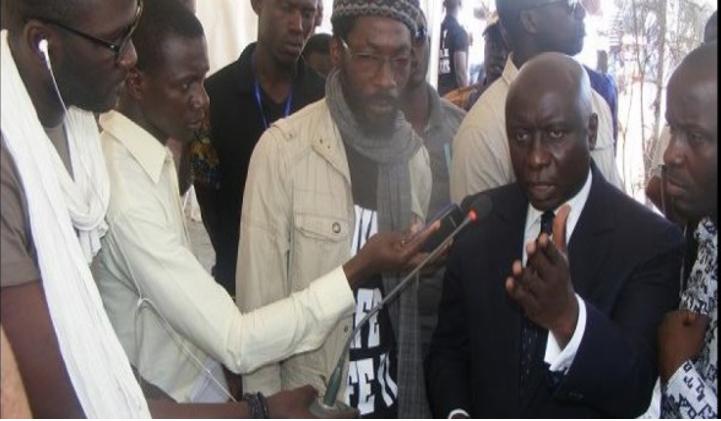 Rassemblement de Y'en a marre: Le Rewmi d'Idrissa Seck sera au rendez-vous le 7 avril prochain