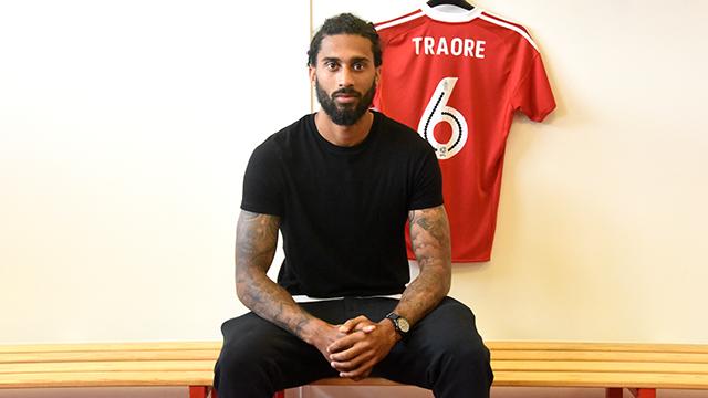 Armand Traoré (international sénégalais) : «J'aimerais beaucoup revenir en équipe nationale»
