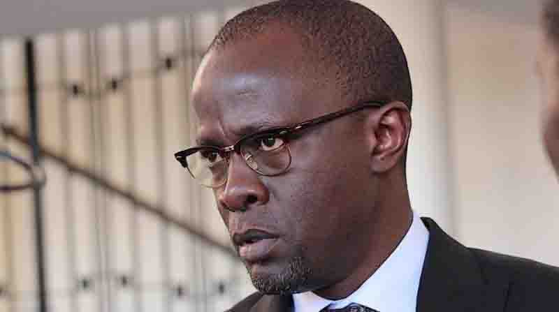 Le secrétaire d'Etat à la communication et responsable de l'APR à Dakar Yakham Mbaye