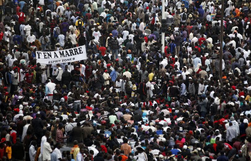 Manifestation de Y en a marre et contre-manifestation de l'Apr: Le 7 avril de tous les dangers