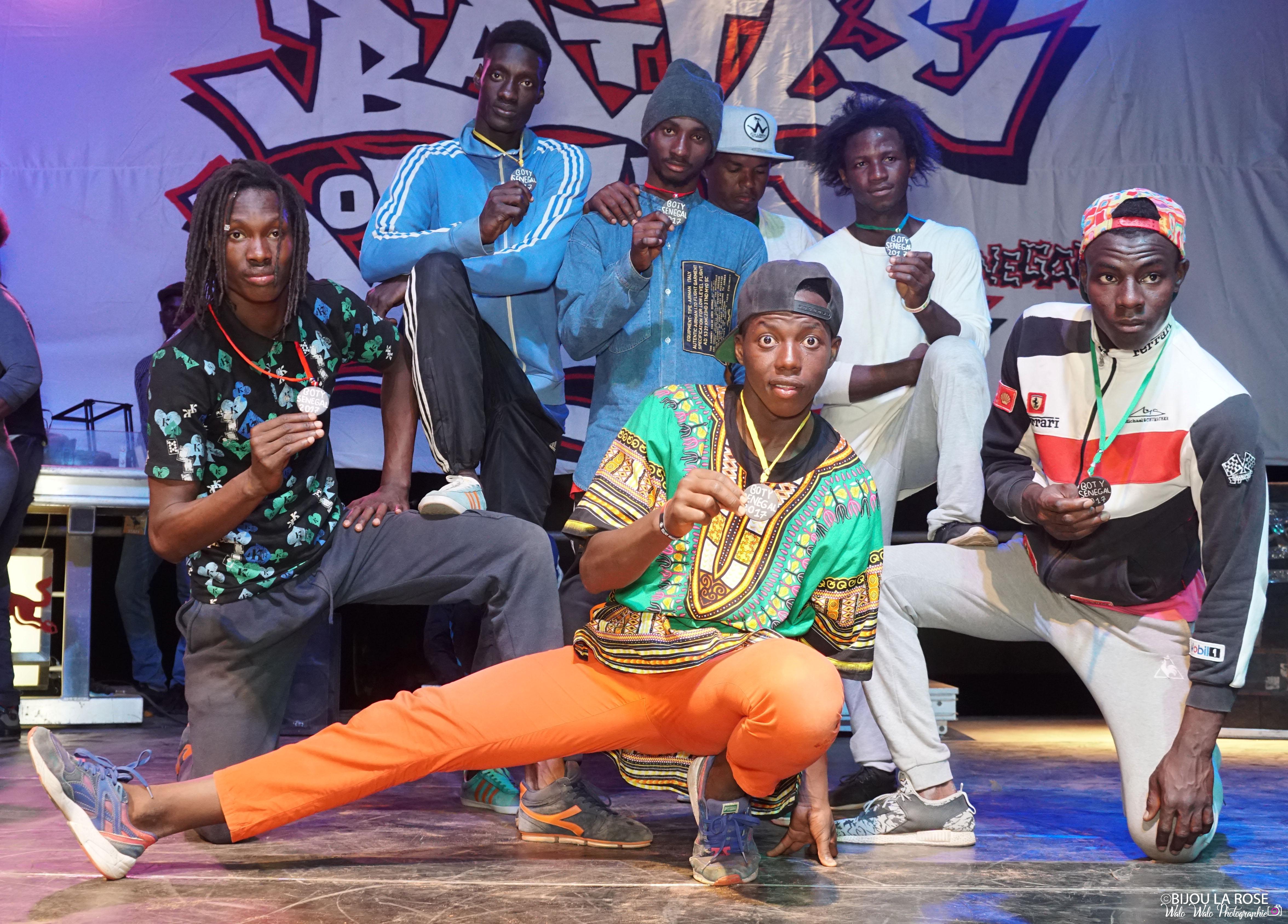 4ème édition du BOTY Sénégal a été remportée par le crew POWER CREW