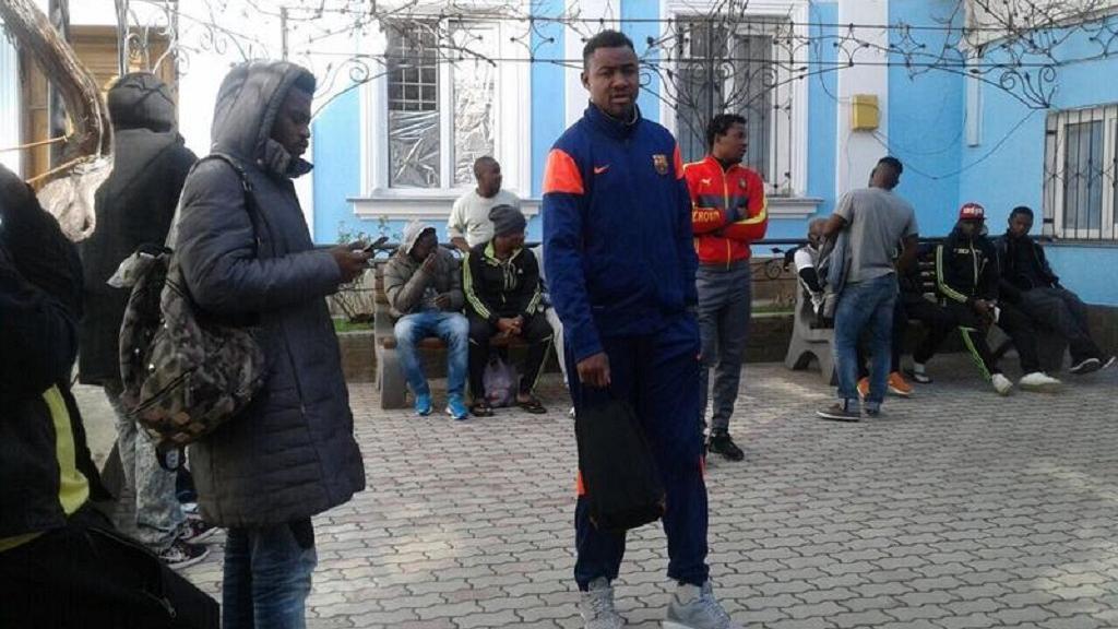 Des footballeurs camerounais expulsés de la Crimée après avoir tenté de fuir