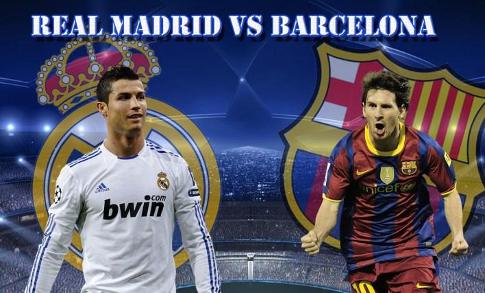 La rivalité entre le Réal et Barça, le Clàsico se joue le 23 avril