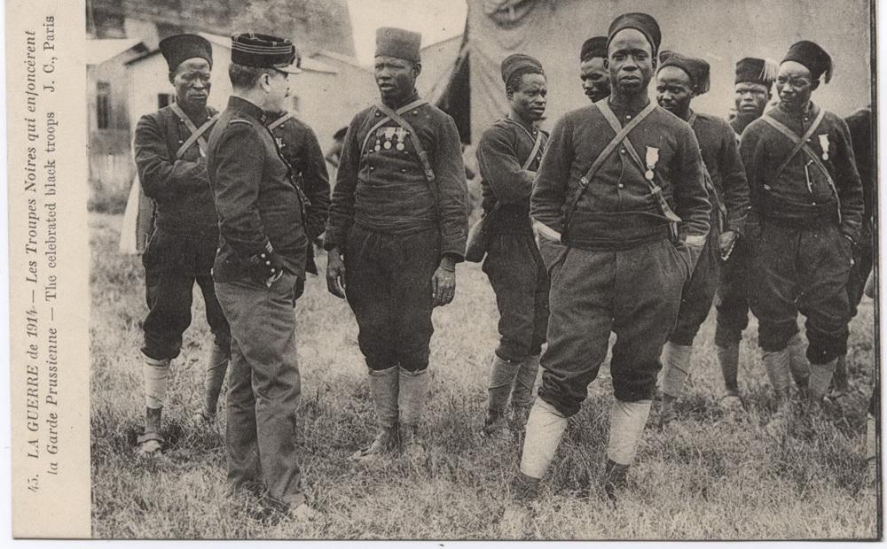 Les tirailleurs, ceux qui se sont battus pour la France en échange de l'indépendance