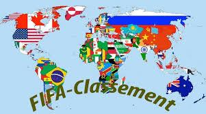 Classement FIFA avril 2017: Les Brésiliens en n°1, le Sénégal 30e