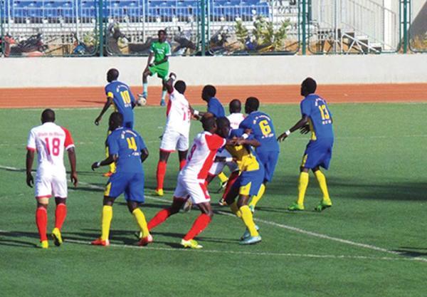 Football : Battue par la Douane (3-1) - Gorée guettée par le syndrome de L'As Pikine