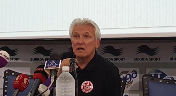 Football: La Tunisie limoge son sélectionneur Henryk Kasperczak