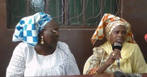 Vidéo-Meeting à Thiès : L'argent de Cheikh Kanté divise les femmes de Benno