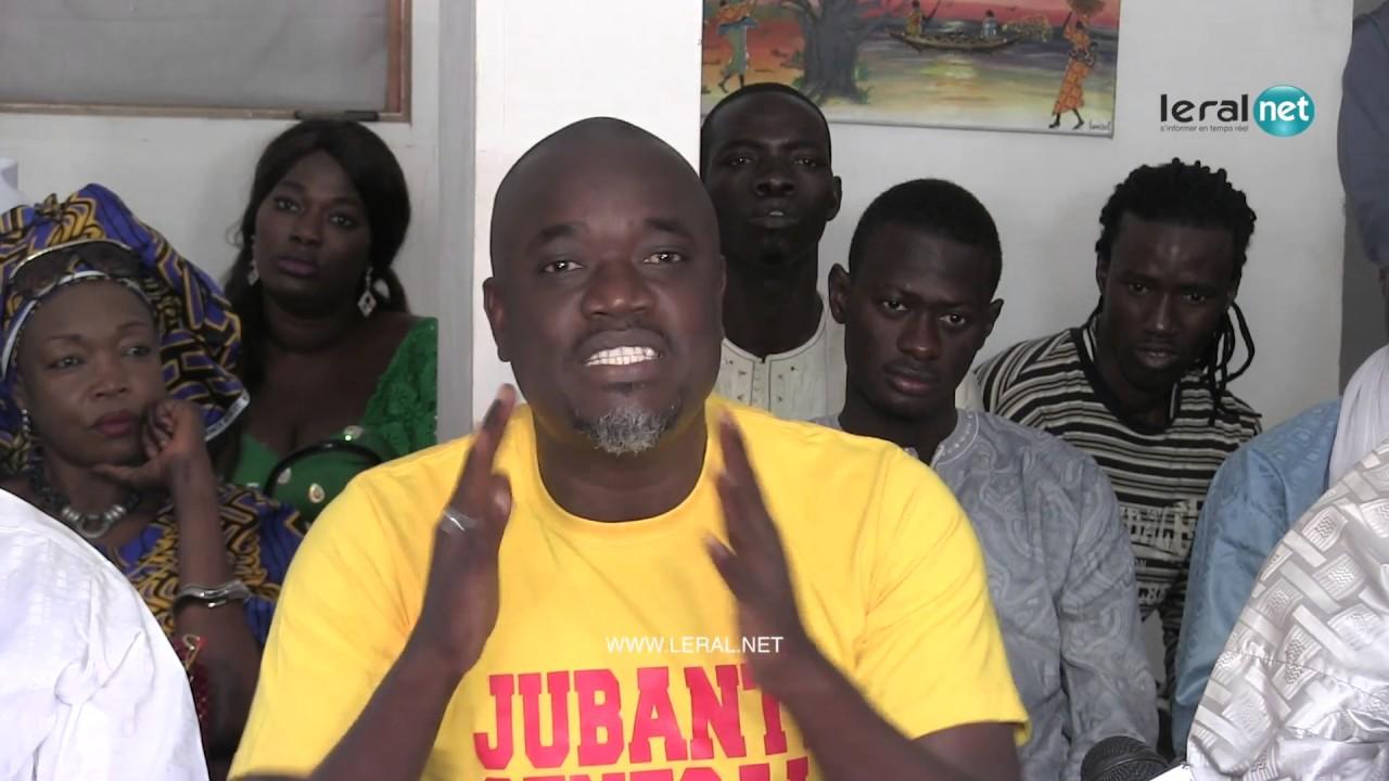 Mouth Bane président de Jubanti Sénégal, « Macky a promis à son frère qu'il sera le prochain président de l'Assemblée »
