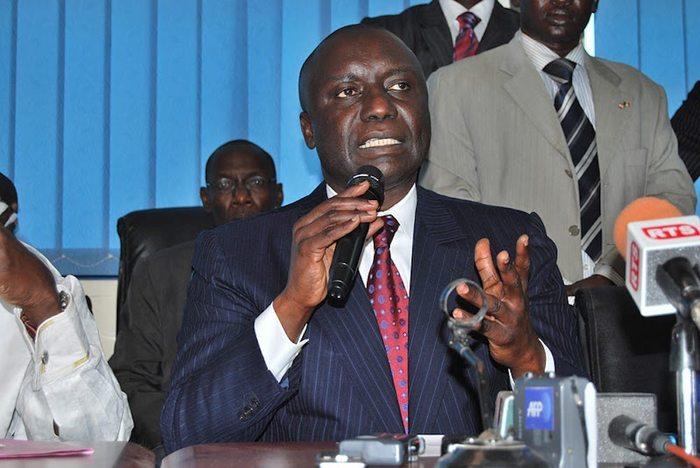 Idrissa Seck : « Une cohabitation à l'Assemblée nationale permettra d'arrêter les dérives du régime de Macky Sall »