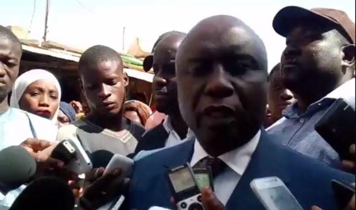 Prison de Rebeuss: ça a chauffé entre Idrissa Seck et les gardes pénitentiaires