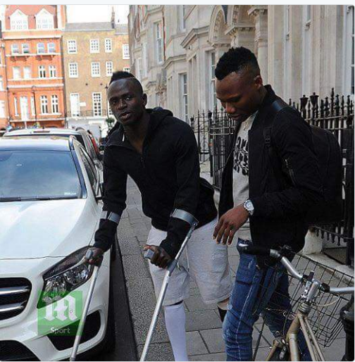 Opération réussie pour Sadio Mané. L'attaquant sénégalais sera absent 2 mois