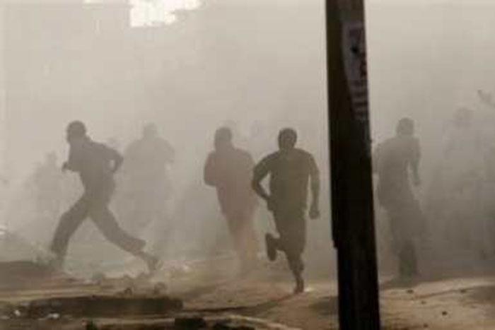 Urgent-Cherif Lo : Violents affrontements entre forces de l'ordre et habitants.