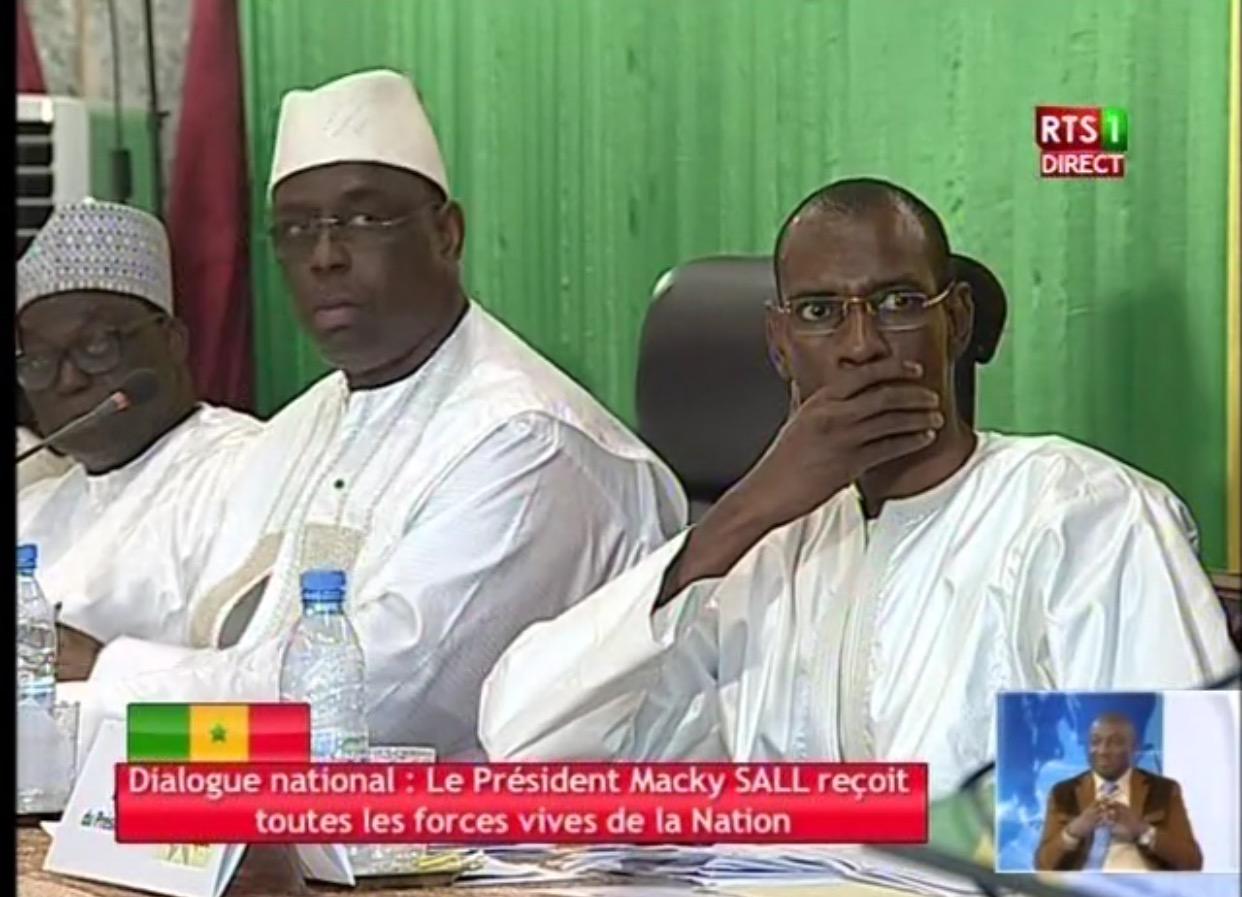 Dialogue National: L'opposition rejette en bloc la main tendue de Macky Sall...