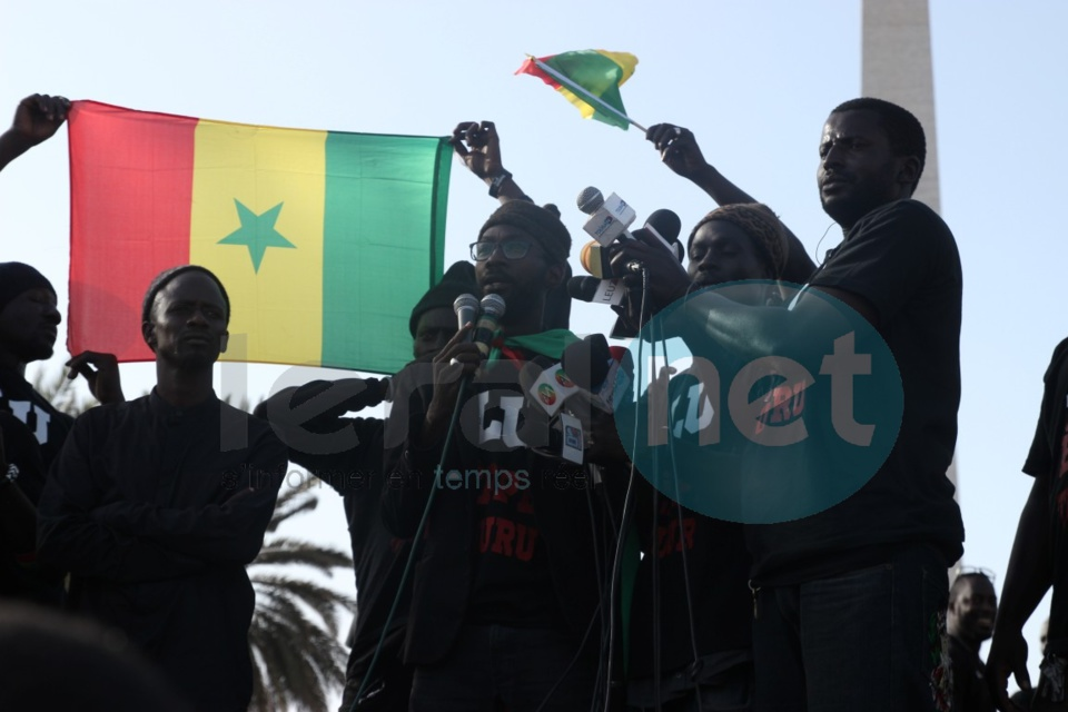 """Déclaration de candidature aux Législatives des leaders de Y en a marre: """"les masques sont tombés"""", assure la COJER"""