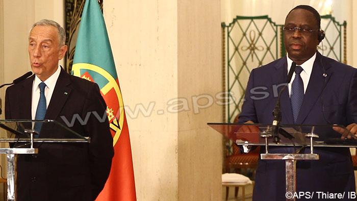 Visite du président portugais à Dakar: Bissau au cœur des débats entre Dakar et Lisbonne