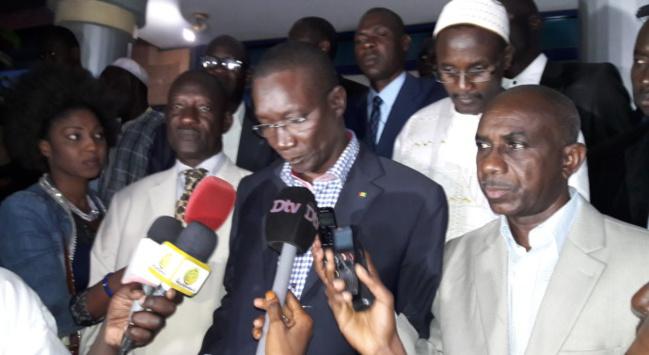 Processus électoral : Le Comité directeur du Pds exige la démission immédiate du ministre Abdoulaye Daouda Diallo et la désignation d'une personnalité neutre