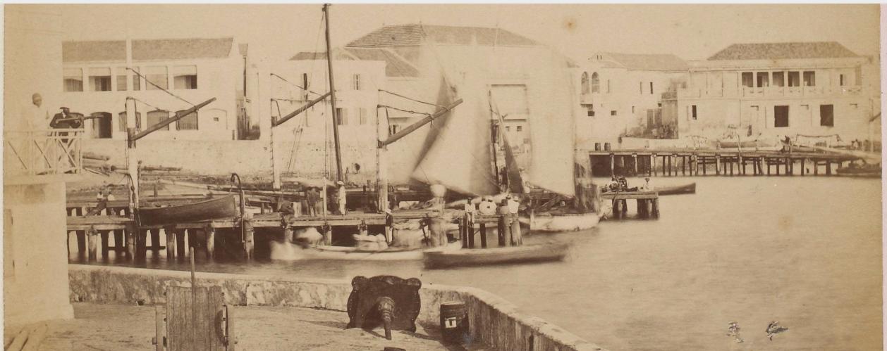 L'entrepôt fictif de Gorée