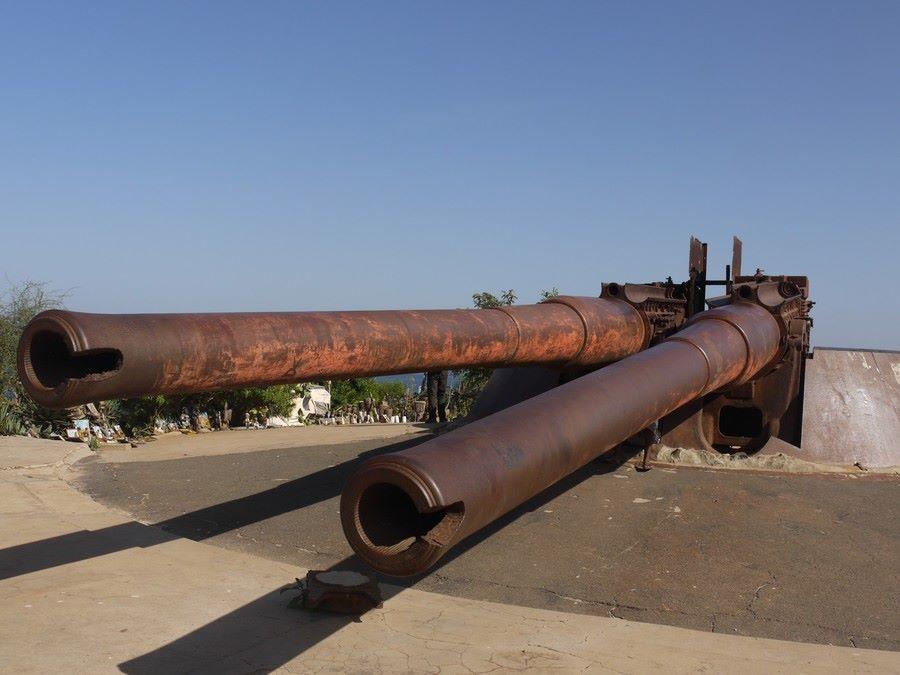 Le Castel de Gorée