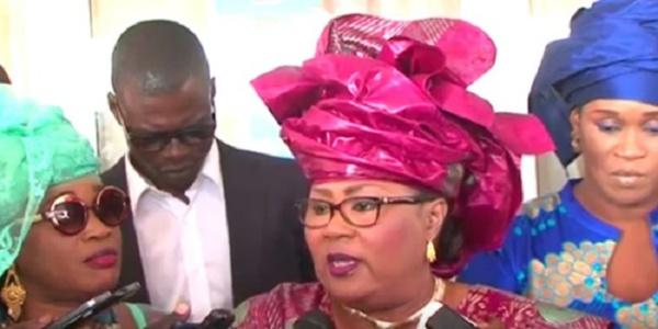 Réaction de la députée Dieynaba Ndiaye après son exclusion du FSD/BJ: « c'est une plaisanterie...»